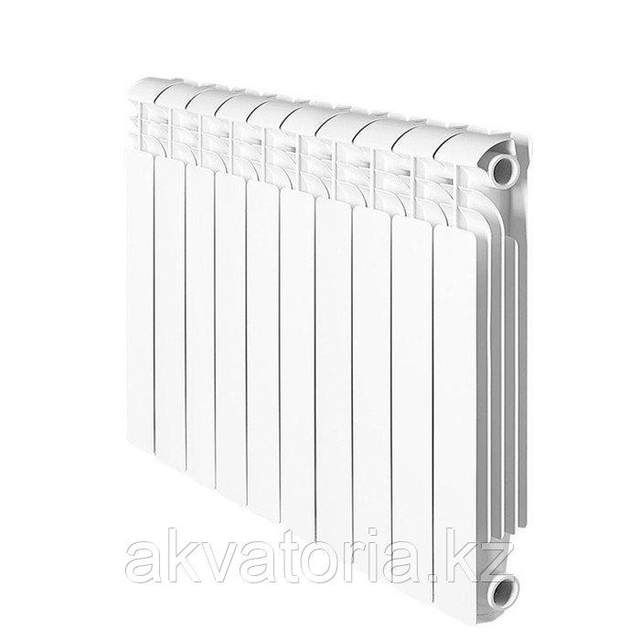 Global Vox Extra 500 12 секций радиатор аллюмин. бок.подкл.