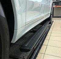 Электрические пороги на Porsche Macan, Caeynne
