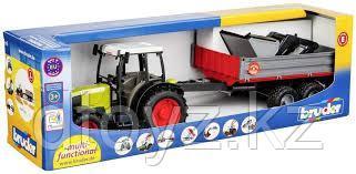 Трактор Bruder Claas Nectis