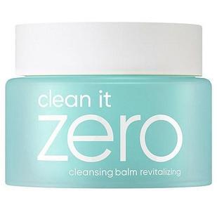 Освежающий очищающий бальзам для жирной кожи BANILA CO Clean It Zero Cleansing Balm Revitalizing