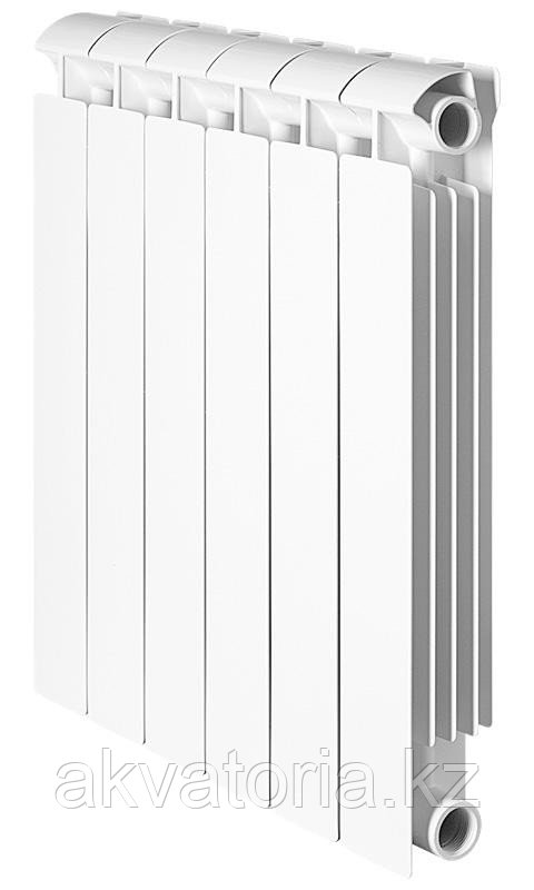 Global Vox Extra 500 6 секций радиатор аллюмин. бок.подкл.