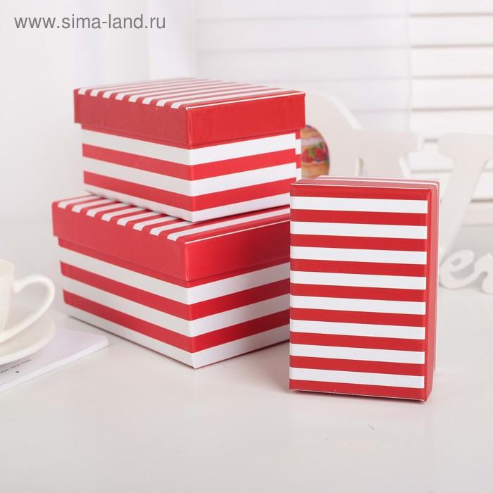 Набор коробок 10 в 1, 30 х 21 х 14,5 - 12 х 7,5 х 6,5 см - фото 2