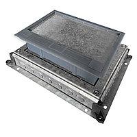 Монтажное основание под заливку в бетон, для лючка HTD-628, размер 410Х315 мм, фото 1