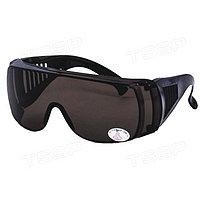 Очки РемоКолор 22-3-013 защитные открытого типа затемненные