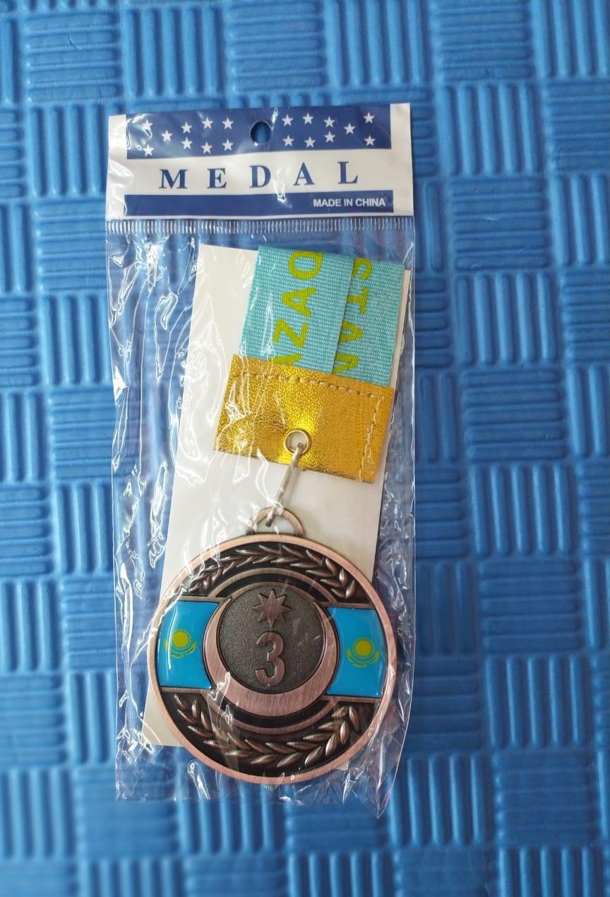 Медали KZ