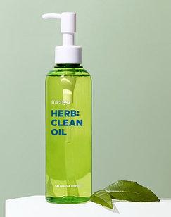 Гидрофильное масло Ma:nyo Herb clean oil