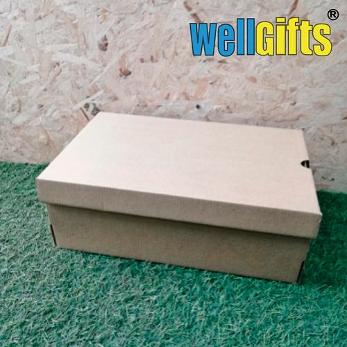Подарочная коробка из микрогофрокартона 35х23х12 см
