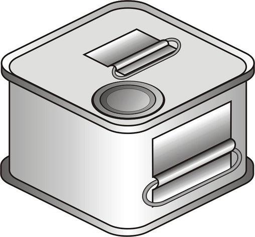 Коробки для хранения проб зерна КХОЗ, фото 2