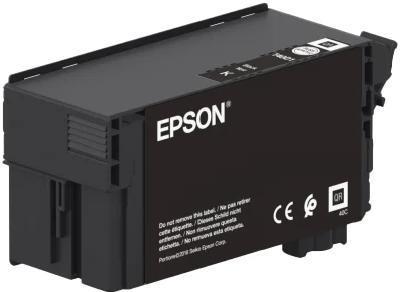 Картридж струйный Epson C13T40D140 Черный Singlepack UltraChrome XD2 Black T40D140, 80ml