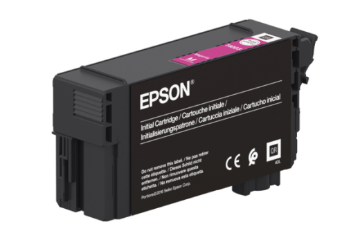 Картридж струйный Epson C13T40D340 пурпурный Singlepack UltraChrome XD2 Magenta T40D340 50ml