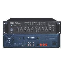 OBT-6556 Микшер усилитель 550 Вт, 6 зон оповещения, USB MP3 плеер