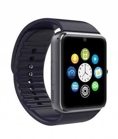 Умные часы GT08, цвет черный, фото 2