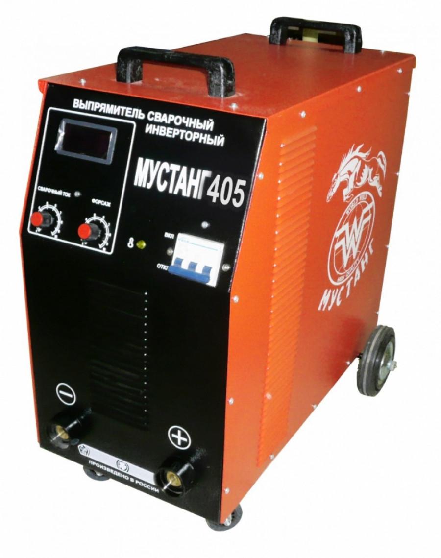 Сварочный выпрямитель Мустанг -405/380 «Плазер»
