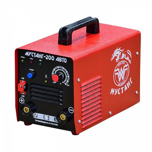 Сварочный выпрямитель Мустанг -200/220 IGBT «Плазер»