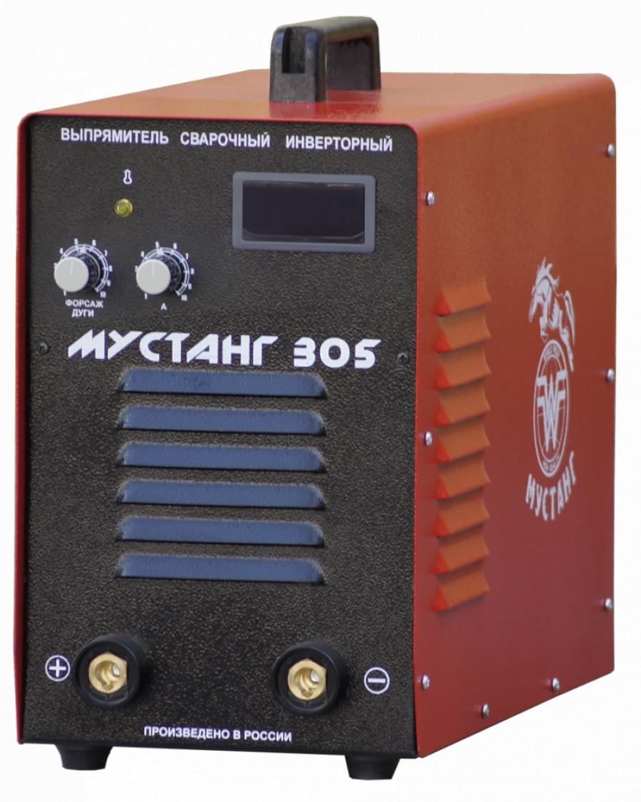 Сварочный выпрямитель Мустанг -305/380 «Плазер»