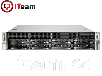 Сервер Supermicro 2U/2xSilver 4214 2,2GHz/32Gb/2x960Gb SSD