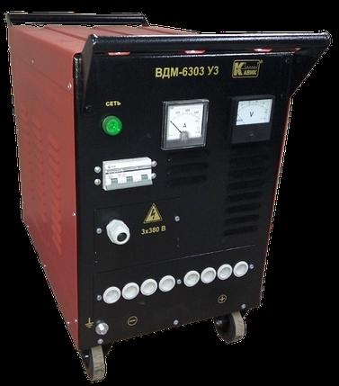 Сварочный выпрямитель многопостовой ВДМ-6303 СУ3 (Кавик), фото 2