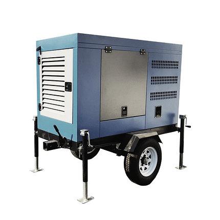 Сварочный агрегат АДД 2х2502 на шасси ревисионые, фото 2