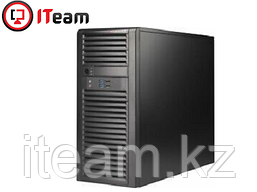 Сервер Supermicro MidiTower/Xeon E-2146G 3,5GHz/16Gb/4x1Tb