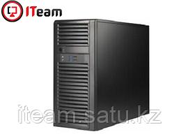 Сервер Supermicro MidiTower/Xeon E-2246G 3,6GHz/16Gb/1x1Tb