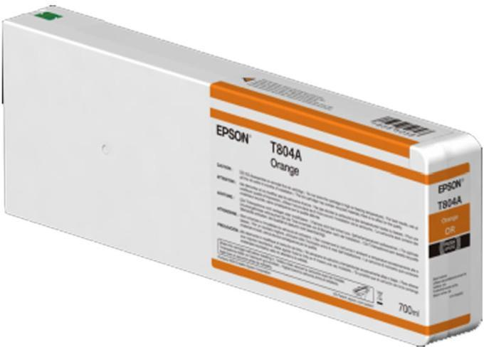 Картридж Epson C13T804A00 SC-P6000/7000/8000/9000 оранжевый