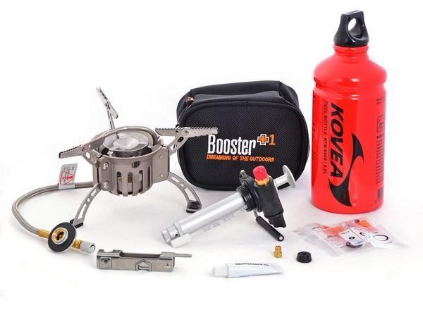 Плитка газовая Kovea BOOSTER+1