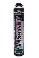 Пена монтажная профессиональная VASmann arctic 65+, зимняя -20°С , 950 г,