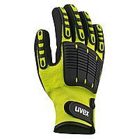 Защитные перчатки uvex синексо импакт 1