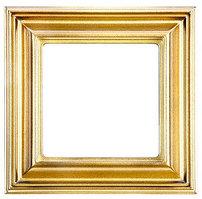 Рамка Eco Profi DECO 1-местная (золото)