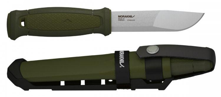 Нож туристический Morakniv Kansbol нерж. сталь (multy mount)