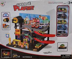 Гараж «Garage Playset»