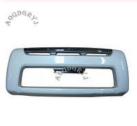 Накладка переднего бампера на LC100 1998-2007 Белый жемчуг, фото 1