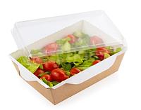 Коробка для салата плас/бум 800мл,18,6*10,6*5,5см