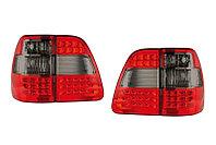 Фонари светодиодные с темным оттенком на Land Cruiser 100 1998-2007