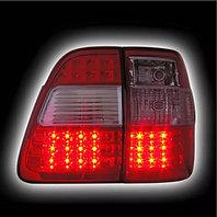 Фонари светодиодные с белым оттенком на Land Cruiser 100 1998-2007