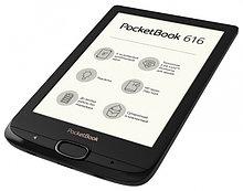 Электронная книга PocketBook PB616-H-CIS черный