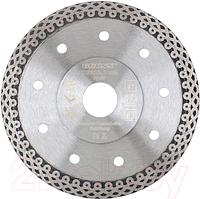 Диск алмазный 180 х 22,2 мм GROSS 73056 (тонкий, сплошной (Jaguar), мокрое резание)