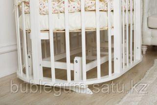Маятниковый механизм 2в1 для кроватки Estel ACQUA слоновая кость и фисташковый