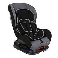 BAMBOLA Удерживающее устройство для детей 0-18 кг BAMBINO ISOFIX Серый/Черный