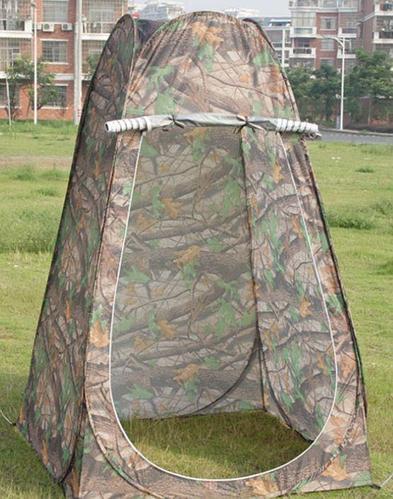 Палатка-гардероб походная Hanlu (120*120*210 см)