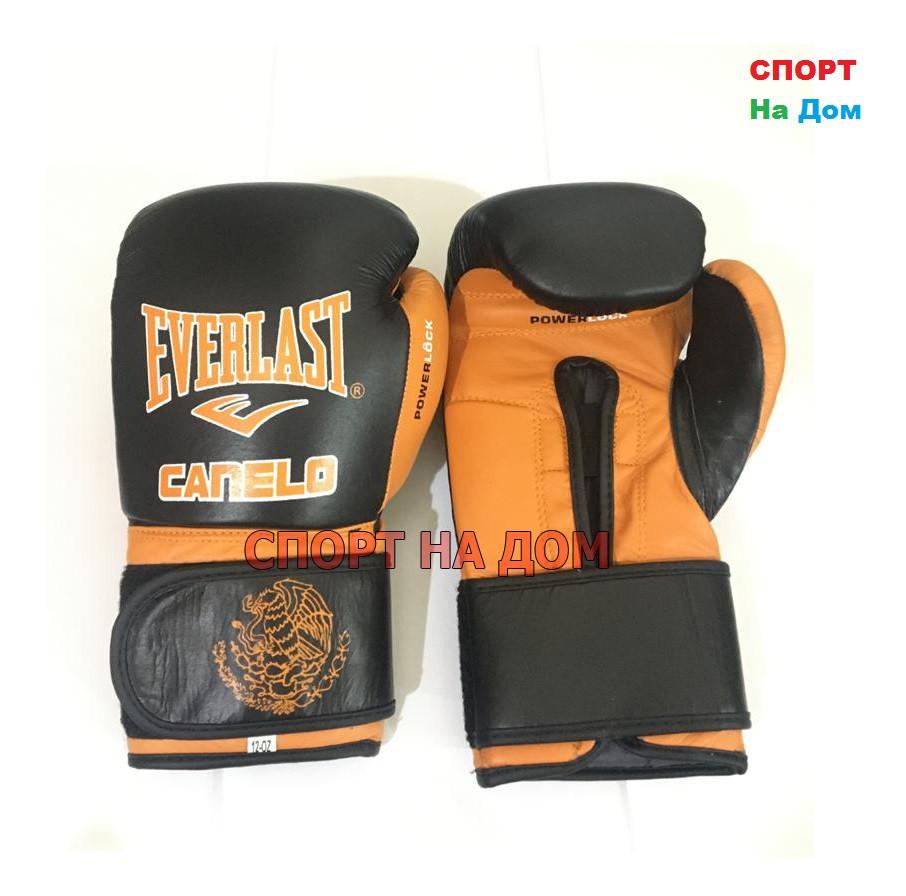 Боксерские перчатки Everlast Canelo (кожа) 12,14 OZ