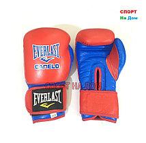 Боксерские перчатки Everlast Canelo (кожа) 12,14 OZ, фото 2