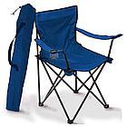 Кресло кемпинговое складное (до 90 кг)