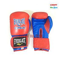 Перчатки для бокса Everlast Canelo (кожа) 12,14 OZ