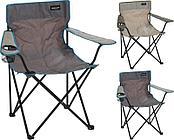 Кресло кемпинговое складное Н81 (51*42 см., полиэстер 600D, 2 цвета)