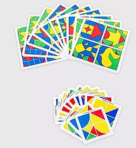 Настольная игра-головоломка — Пиксельные кубик, Pixy cubes block, фото 3
