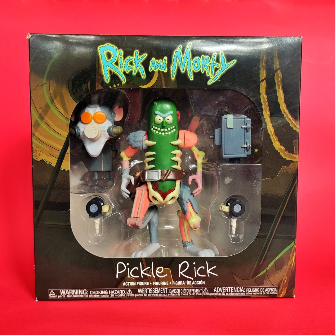 Funko Pickle Rick