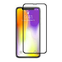 PowerPlant Защитное стекло Full screen для Apple iPhone XS Max аксессуары для смартфона (GL605705)