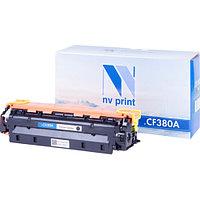 NV Print Картридж совместимый HP CF380A Black лазерный картридж (NV-CF380ABk)