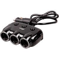 Ritmix автомобильное RM-3123DC black 2 порта USB зарядка (Н0000017816)